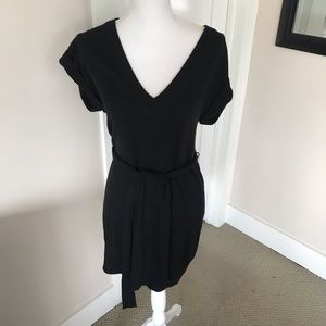 H&M Belted Sweater Dress, S